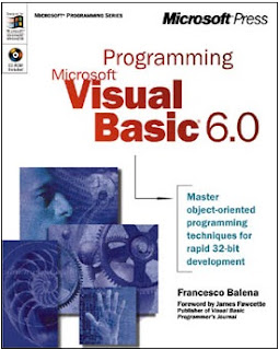 Programming Microsoft Visual Basic 6 cover
