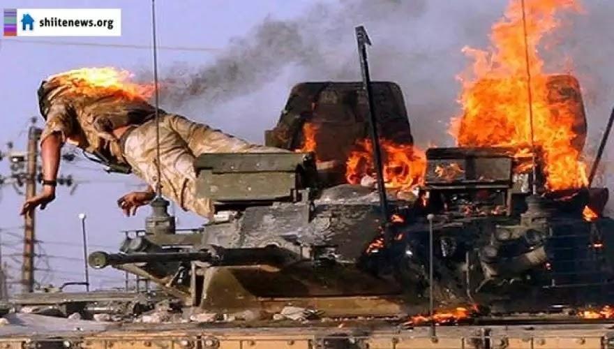 Nέα συντριβή των σαουδαραβικών στρατευμάτων στην έρημο του Μίντι από τους Σιίτες Χούθι (βίντεο)