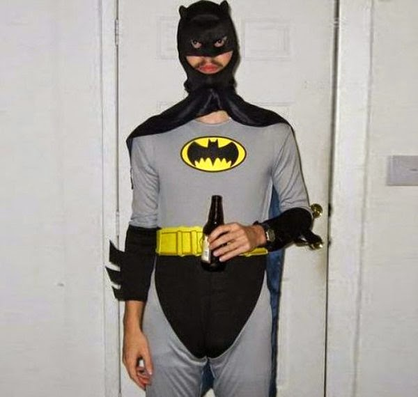 Worst Batman costume