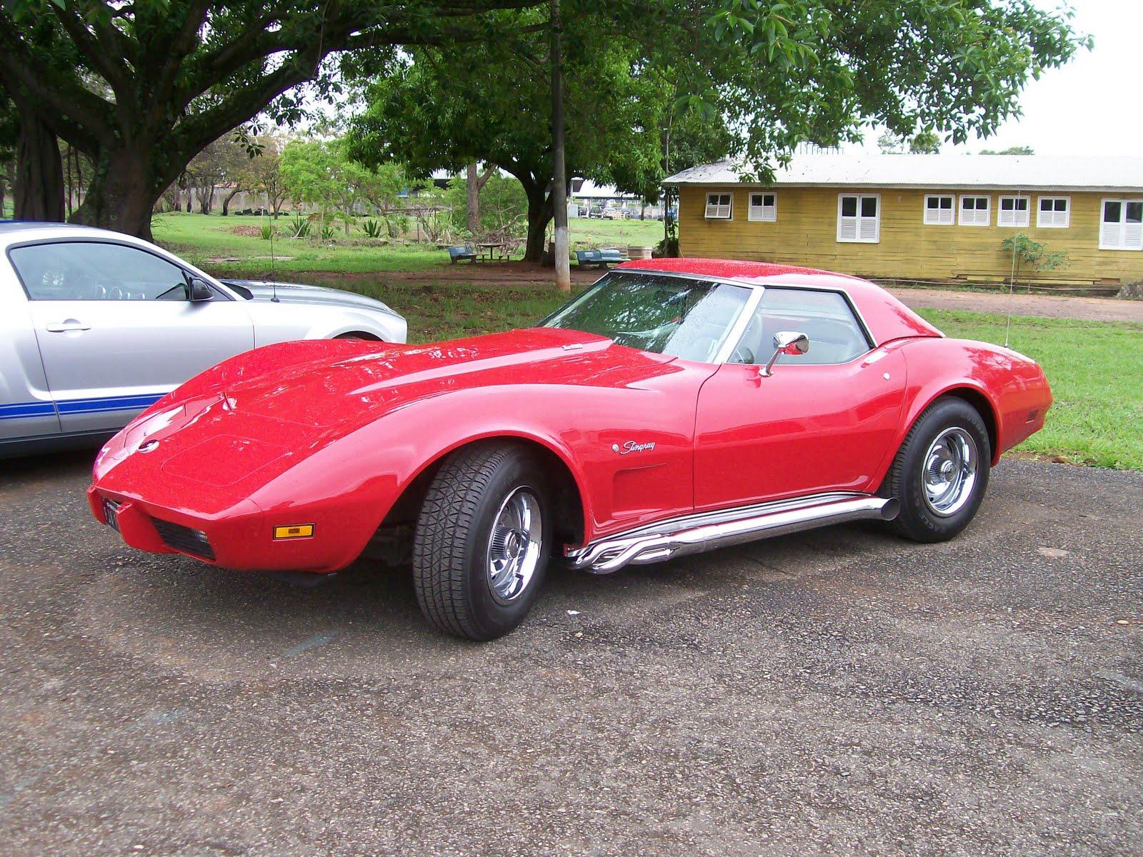 Corvette Brasil Video Corvette 75 Do Piquet E Sua Cole 231 227 O