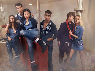 Campaña, Glen Ridge, Hilfiger Denim, influencers, Influencia, Josh Olins, lifestyle, sportwear, Suits and Shirts, Tommy hilfiger,