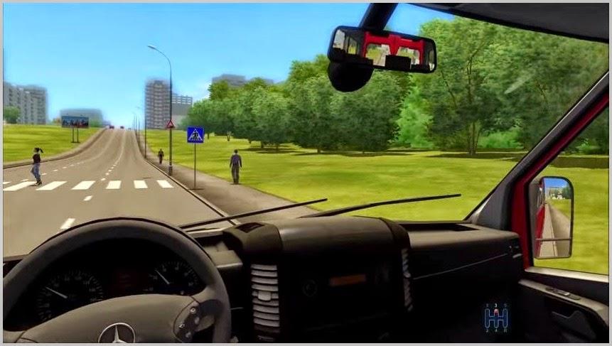 City Car Driving Simulator Free Download