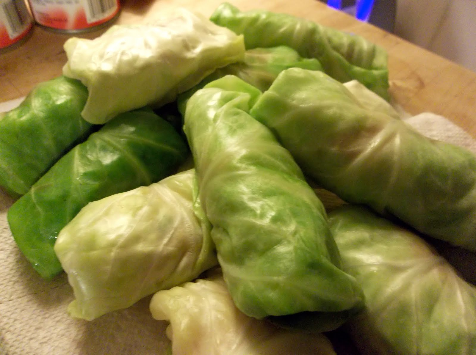 Stuffed Cabbage Rolls | Making Cooking Possible