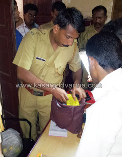 General-hospital, Robbery, Cash, Case, Police, Kasaragod, Kerala, Kerala News, International News, National News, Gulf News.