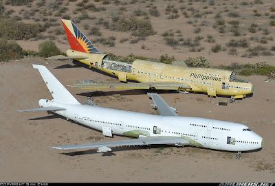 Quanto tempo dura um avião comercial? TBo+-+747+sucatados++2