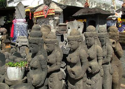 Que visitar en un viaje a Bali: Kuta, Denpasar, Ubud y Pura Uluwatu