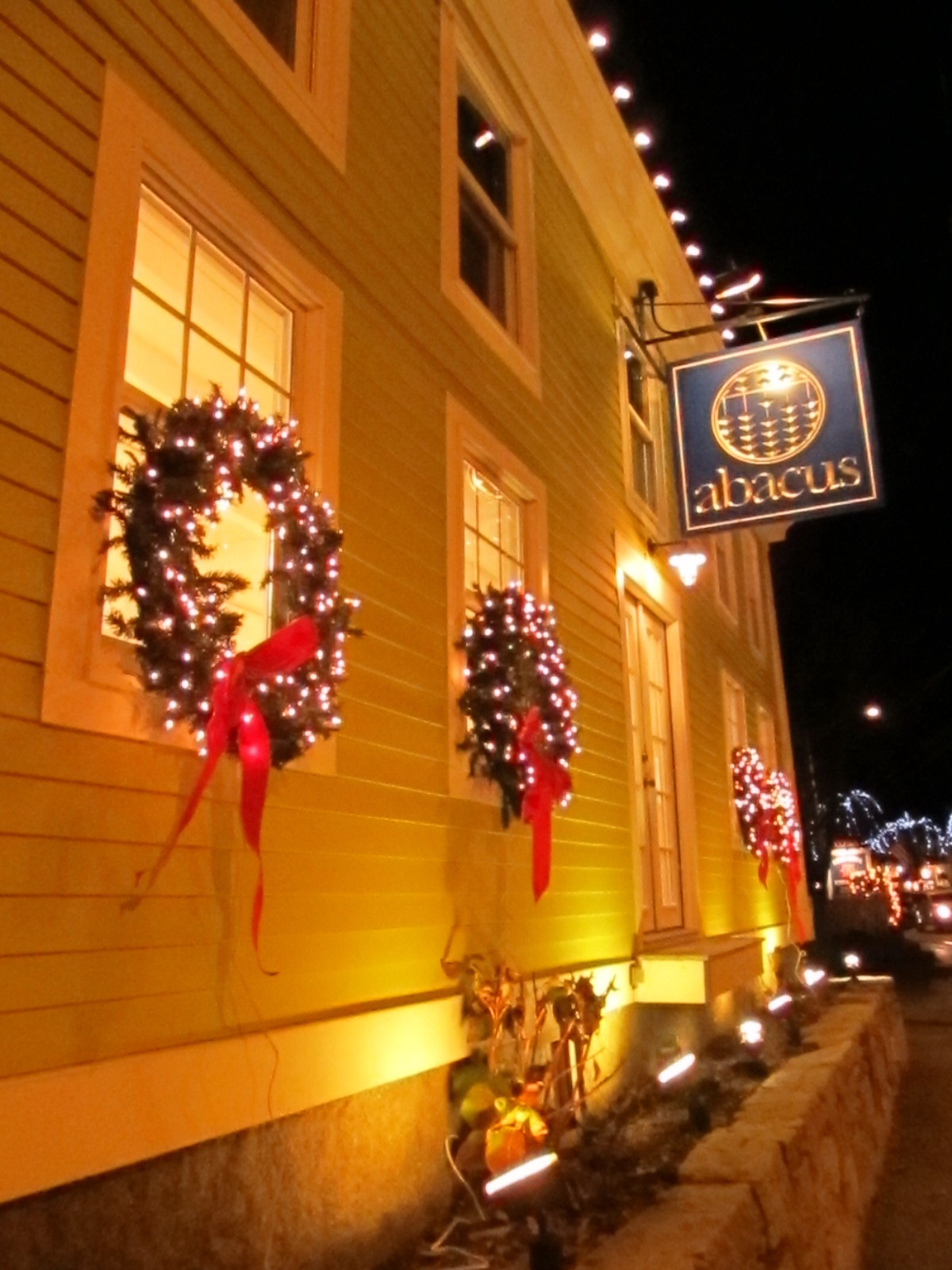 The Boston Foodie: Ogunquit: Christmas By The Sea