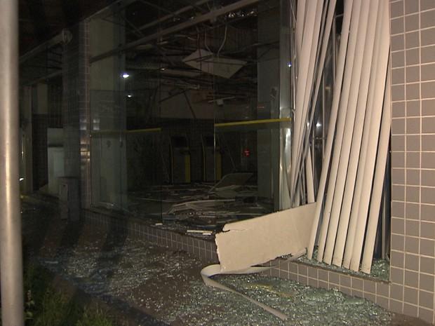 Crime ocorreu na madrugada desta segunda-feira (Foto: Reprodução/TV Bahia)