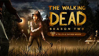 Screenshots of the The Walking Dead Season Two for Android tablet, phone.