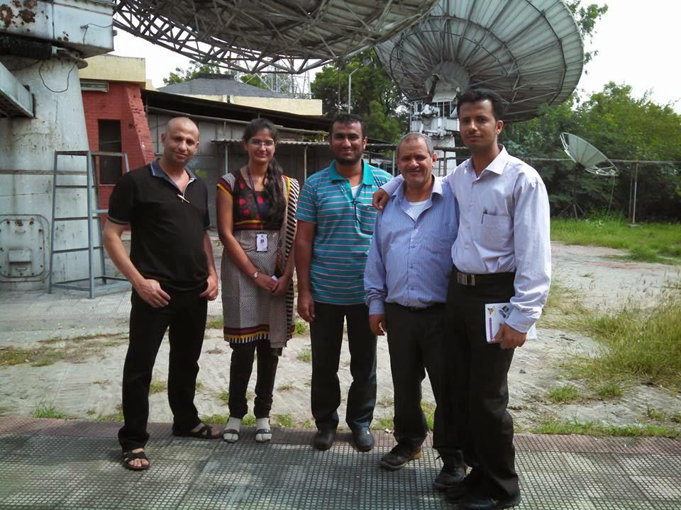 satellite communication training