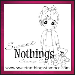 Past Member of Sweet Nothings Stamp Co. Design Team