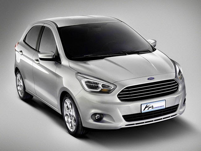 Ford Figo 1.0 Liter Engine Launched