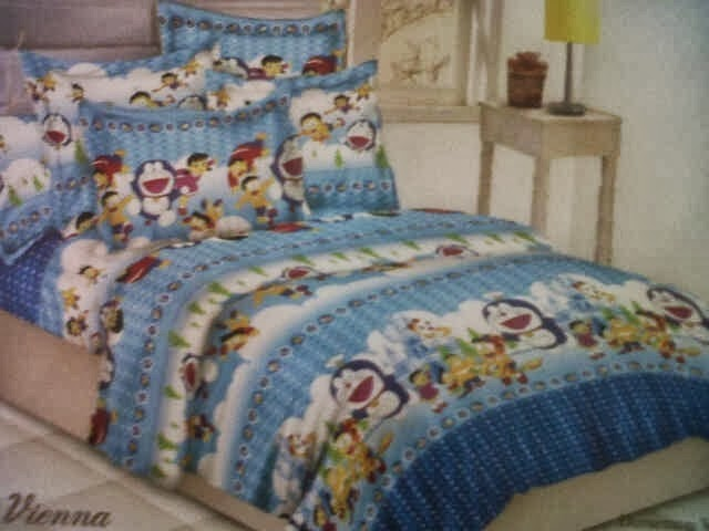 Badcover & sprei cartoon