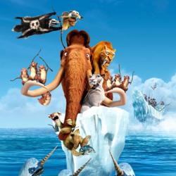 Las 10 películas mas descargadas durante 2012 - Ice Age 4
