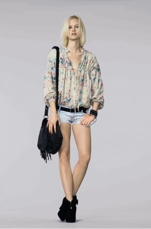 IRO Primavera Verano 2011 Lookbook