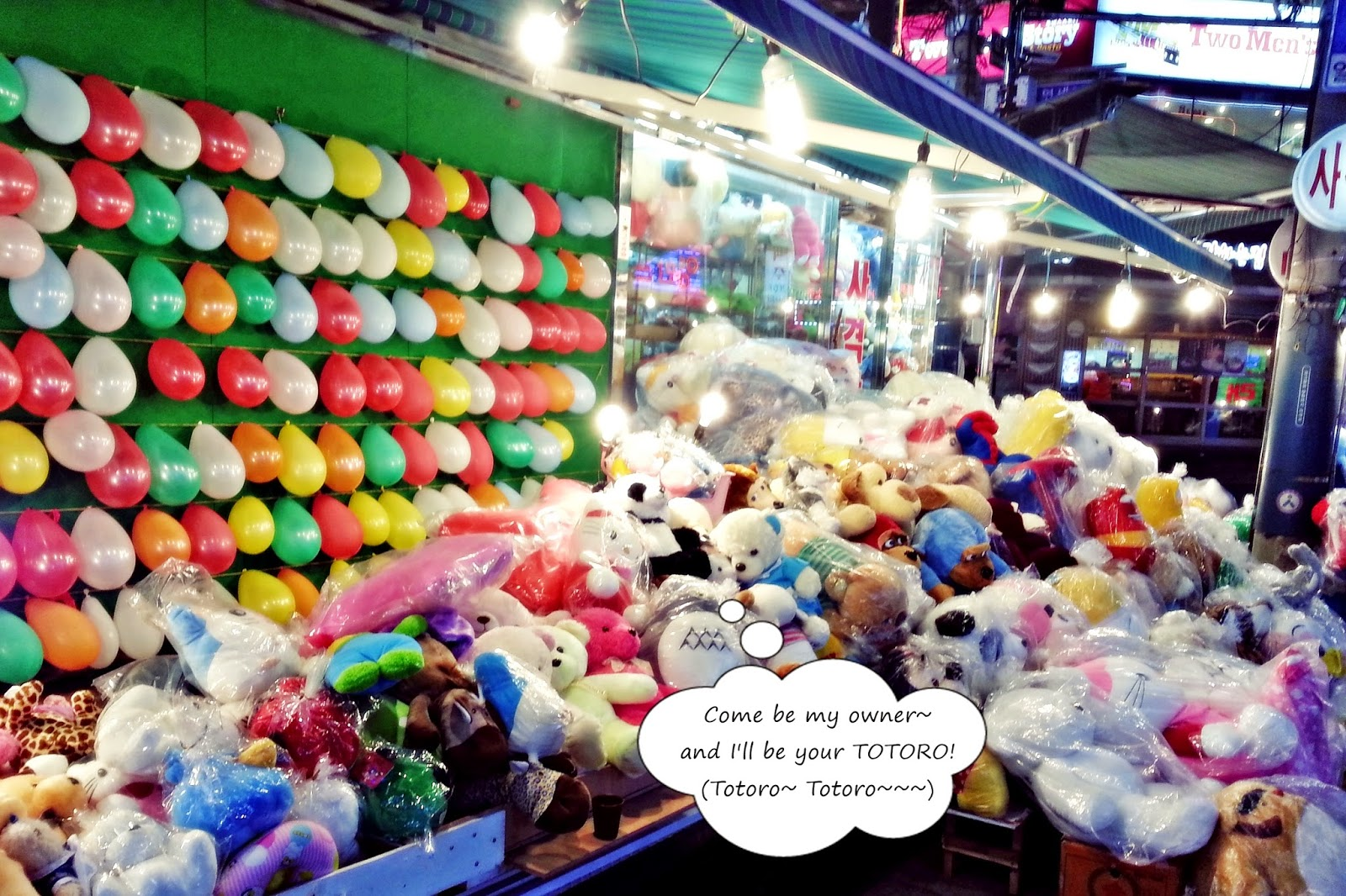 Sinchon Transit Mall shopping street | meheartsoul.blogspot.com