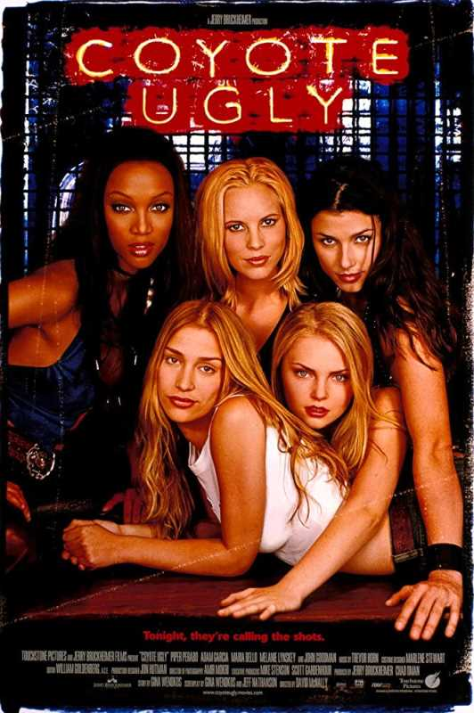 +18 Coyote Ugly 2000 720p Esub BluRay  Dual Audio English Hindi GOPISAHI