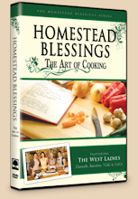 Homestead Blessings DVD Series