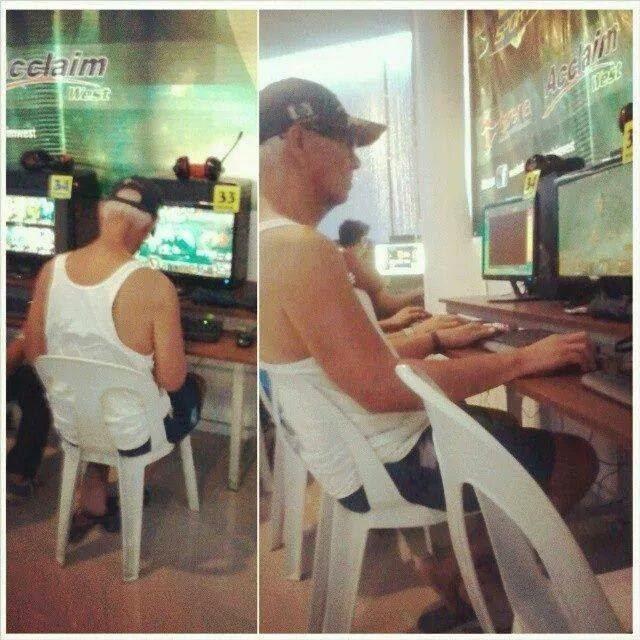 66 year old dota 2 player