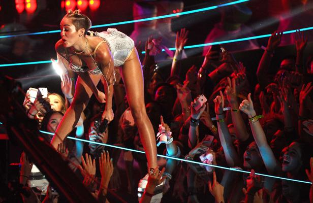 The Most Shocking Reactions to Miley Cyrus MTV Video Awards