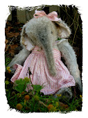 Dalilah The Mohair Elephant