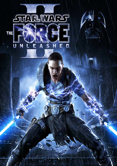 Star Wars The Force Unleashed 2 Download Cover Free Game