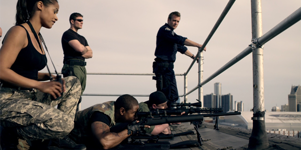 Swat: огненная буря / swat: firefight (2011) dvd9