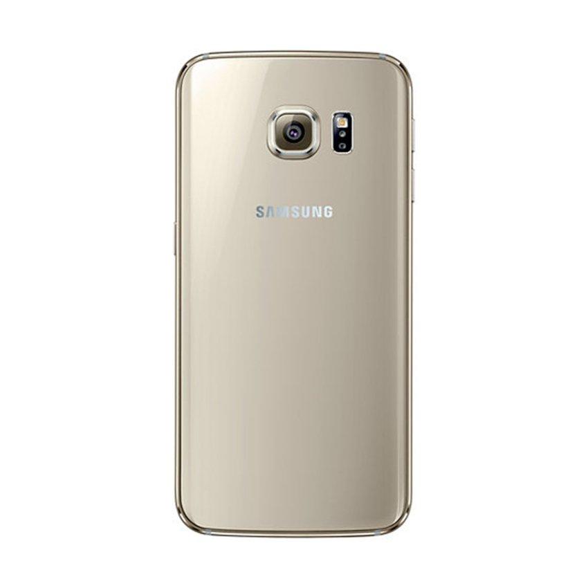 Spesifikasi Dan Harga Samsung Galaxy S6 EDGE Warna Gold