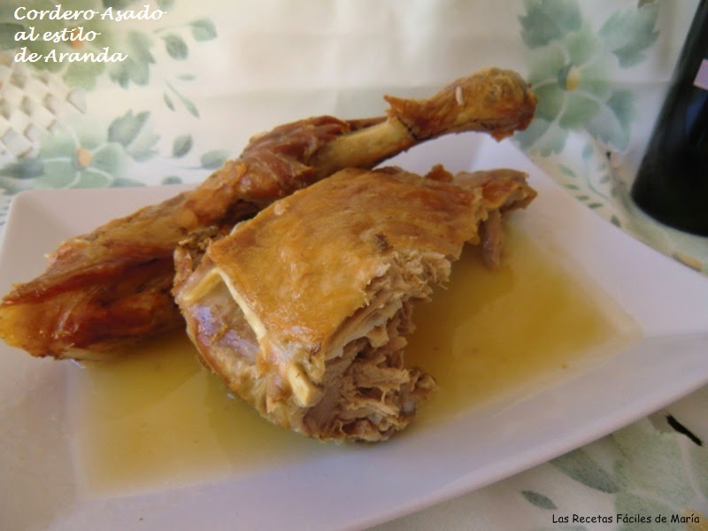 segundos platos ocasiones especiales cordero asado estilo aranda costillas barbacoa pollo relleno al cava pollo con almendras y miel solomillo a la mostaza