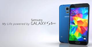 Cara Flashing Firmware Samsung Galaxy S5 Neo  SM-G903F