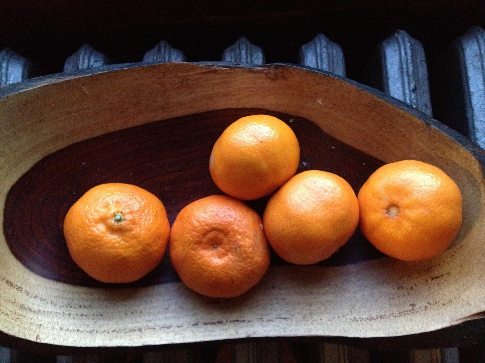 how to eat orange sorbet