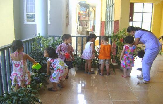 Một số biện pháp dạy trẻ mẫu giáo bé 3-4 tuổi