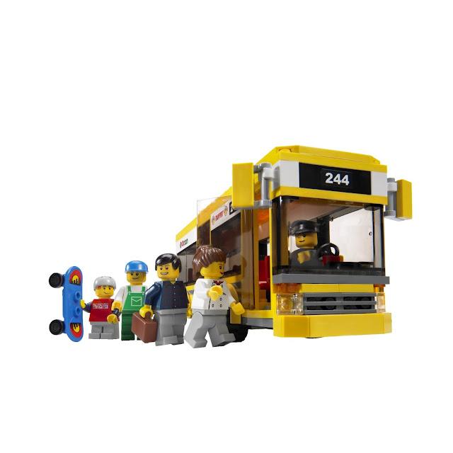 Lego City Corner 7641 2013