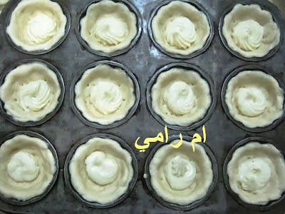 خبزات باللحم والكريمة  13402835161