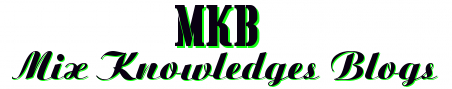 Mix Knowledges Blogs