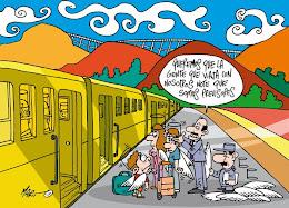 """""""Tren del cielo"""""""