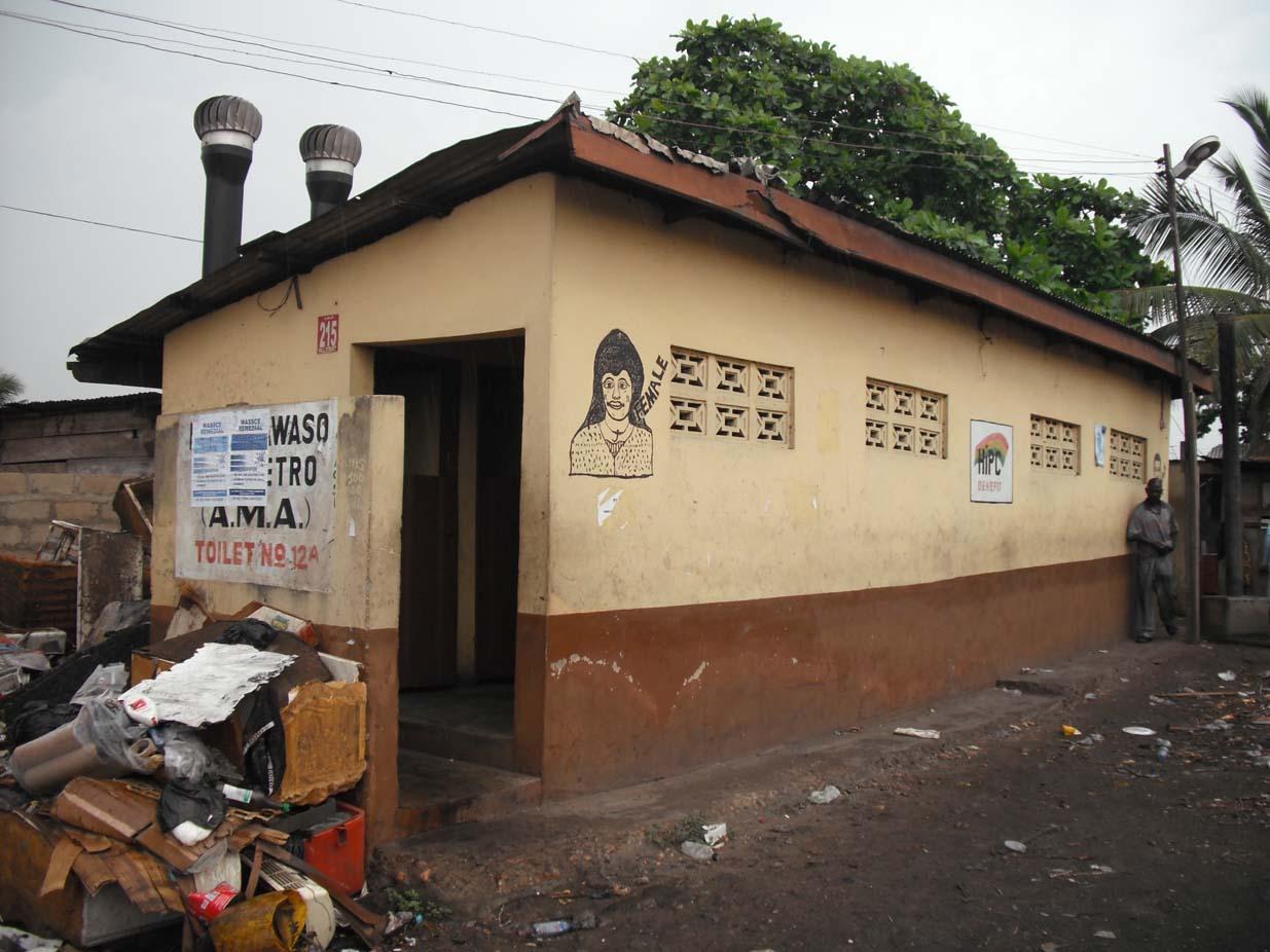 Over 10 Million Ghanaian Women, Girls Lack Adequate Sanitation