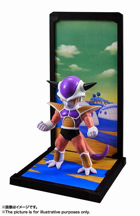 Freezer inserito nella linea Tamashii Buddies della Bandai