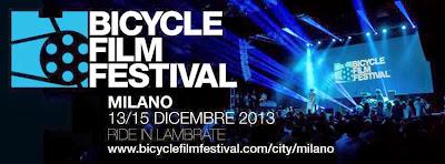 Dal 13 al 15 Dicembre torna il Bicycle Film Festival a Milano Lambrate