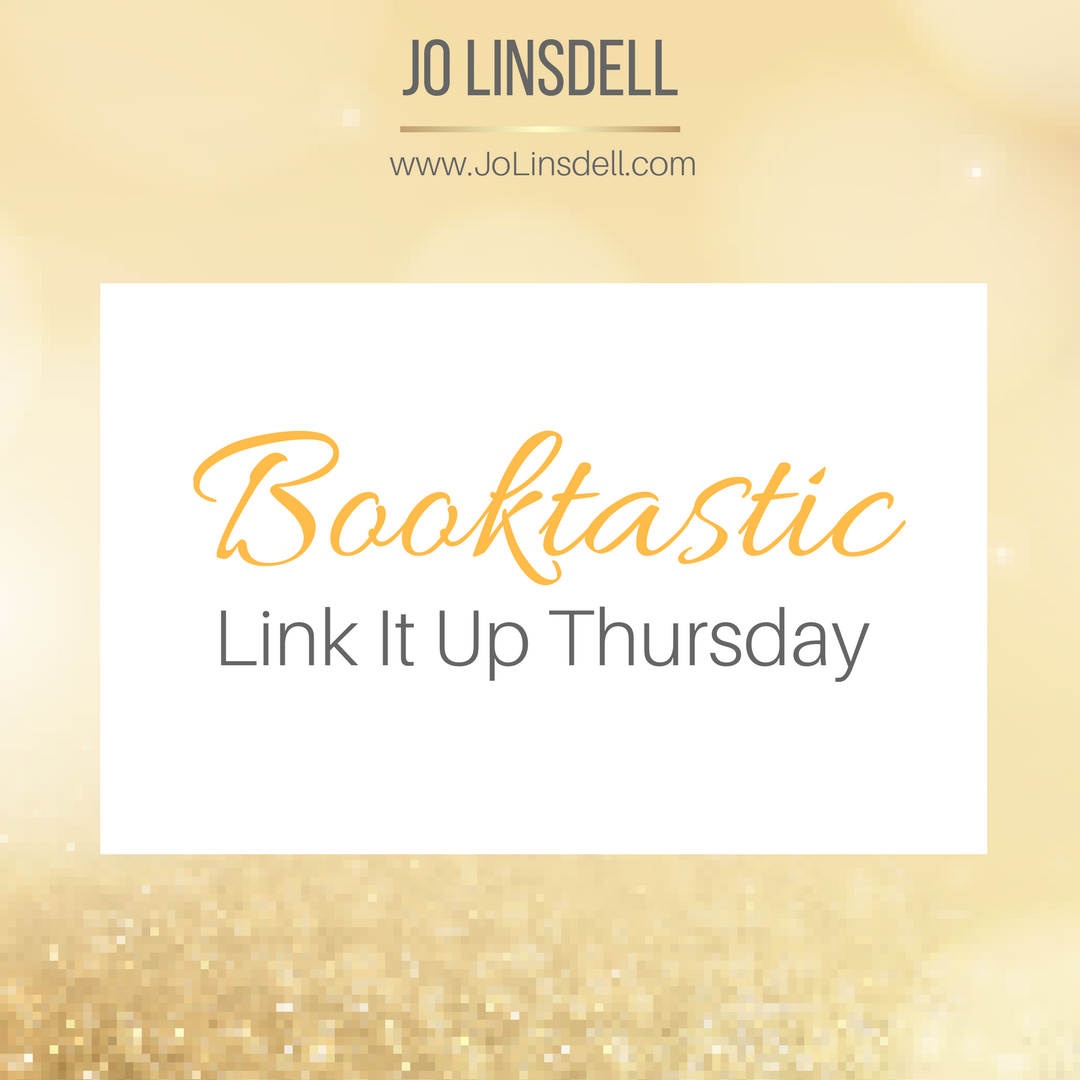 Join the Booktastic Link It Up Party every Thursday