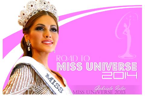 Actividades Oficiales de las Candidatas en Miss Universe 2014