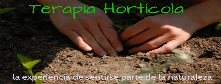 Terapia Hortícola