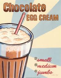 Dying for Chocolate: Chocolate Egg Cream