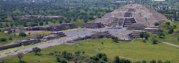 Visita Teotihuacán Estado de México