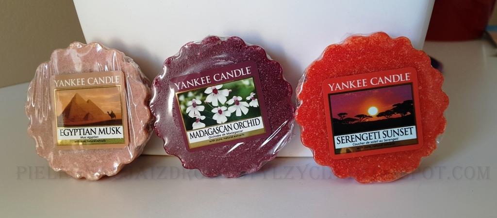 Nowości z Yankee Candle