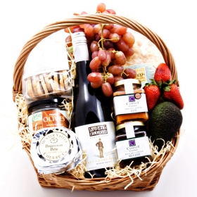 Fruit Hampers and Gift Baskets Delivery Hunter Valley Hampers