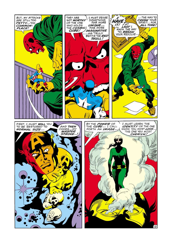 Captain America (1968) Issue #115 #29 - English 19