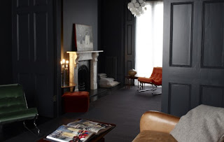 Elegant Home Interior and Decorating Ideas dark interior