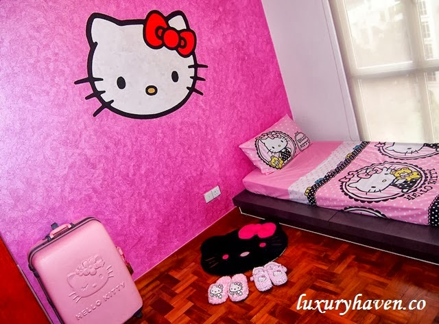 hello kitty nippon paint momento makeover reviews