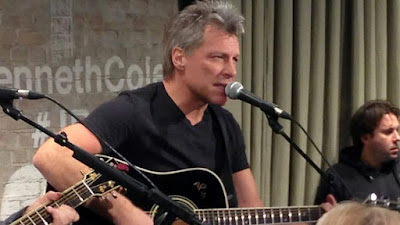 Bon Jovi performs 2015